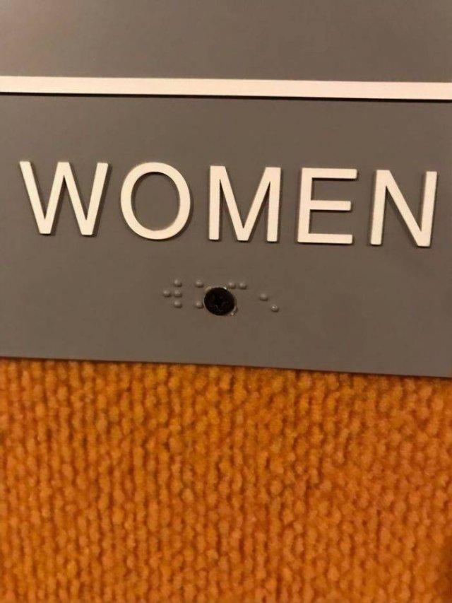 Braille Fails