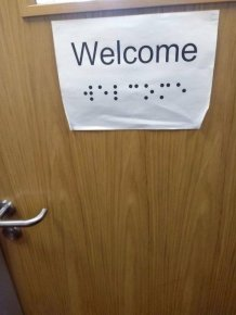 Braille Fails