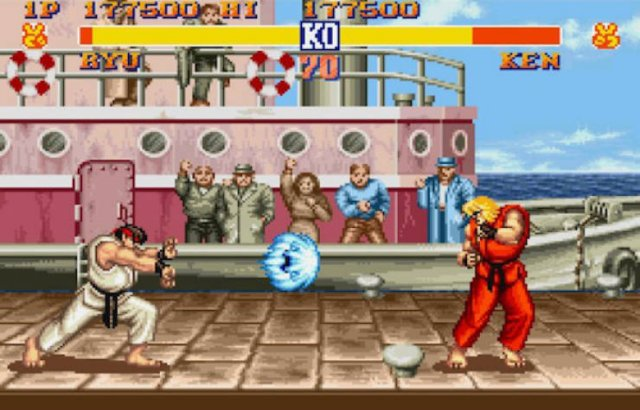 Cool Arcade Games From The 90's