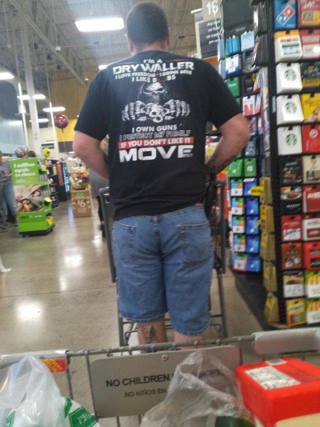 """Badass"" Shirts"