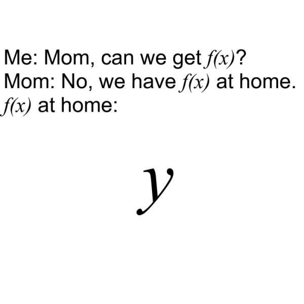 Math Jokes