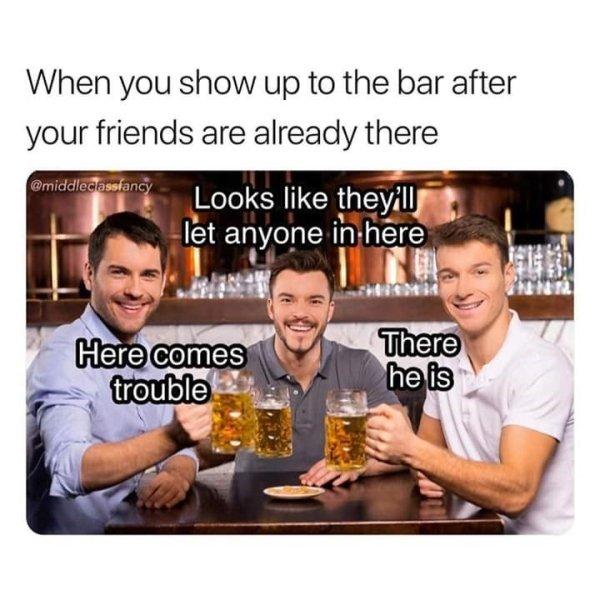 Middle Class Fancy Memes