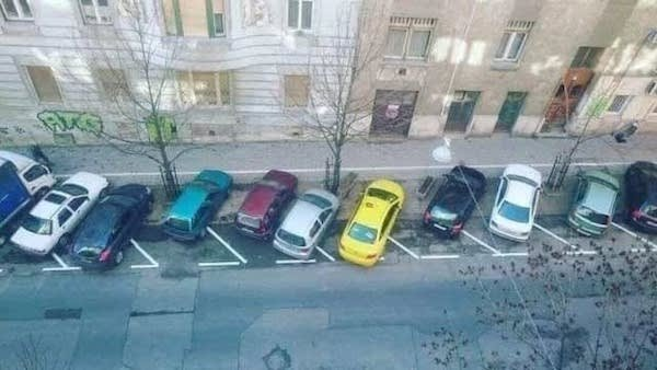 They Need To Learn Parking