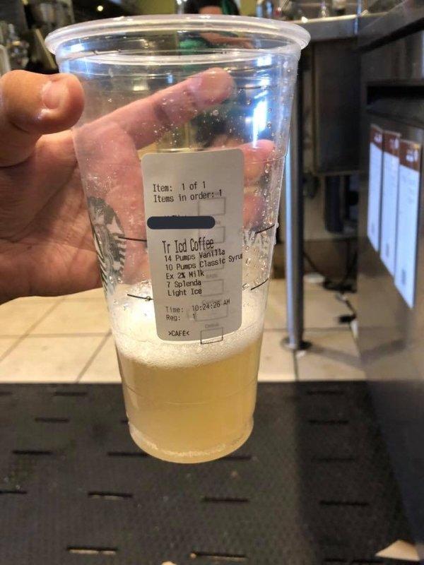 Crazy Starbucks Customers