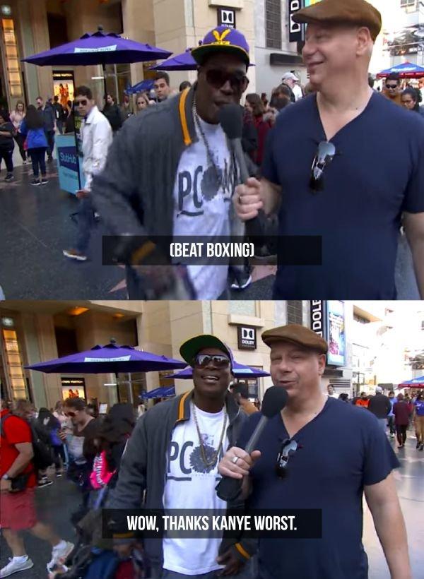 Jeff Ross Roasts People