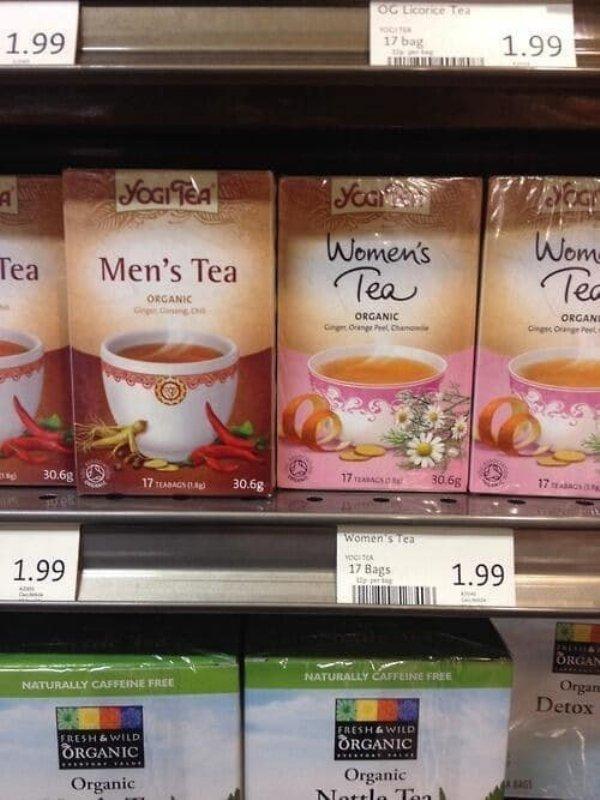 Gender Marketing At Its Finest