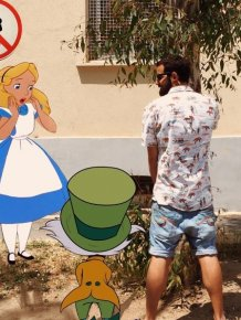 Graphic Designer And Illustrator Luigi Kemo Volo Combines Reality And Cartoons