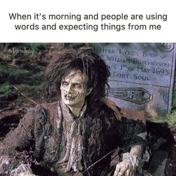 Hocus Pocus Memes