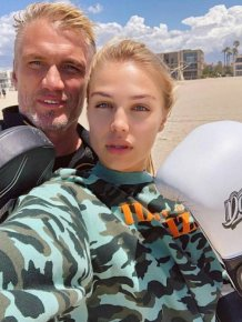 This Pretty Girl Is Dolph Lundgren's Daughter!
