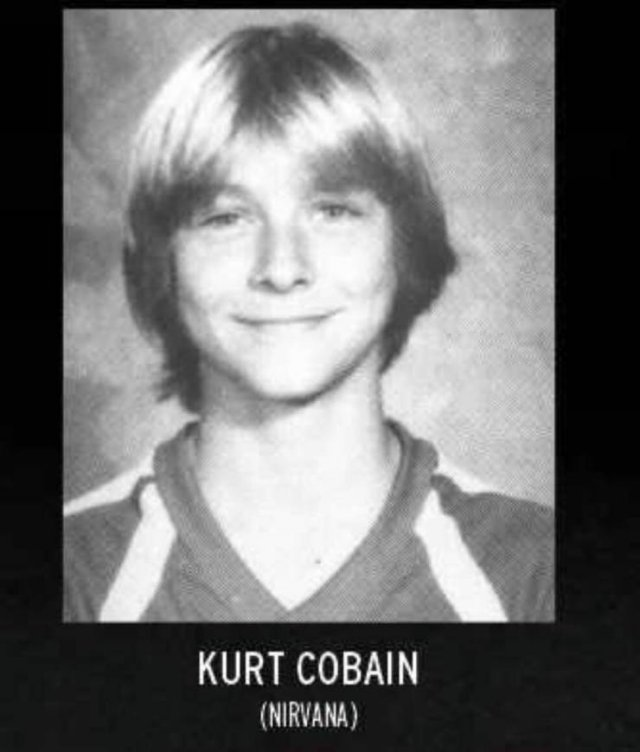 Rockstars And Their Yearbooks