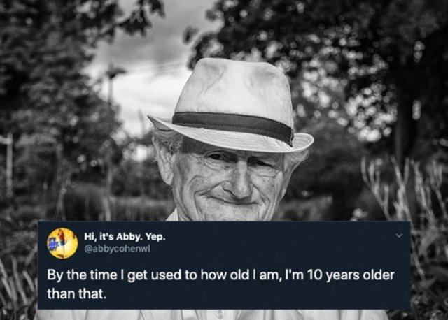 When You Got Older...
