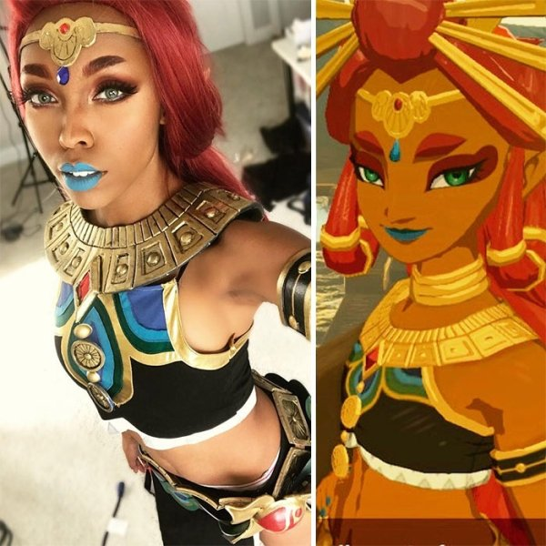 Great Cosplay Art By Cutiepiesensei