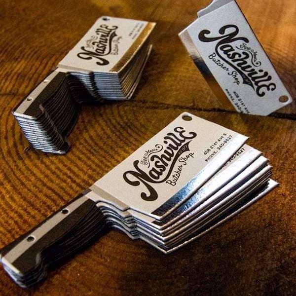 Creative Design Business Cards