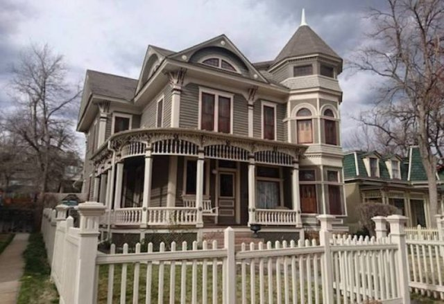 Movie And TV Houses
