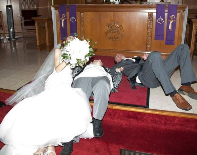 Wedding Oddities