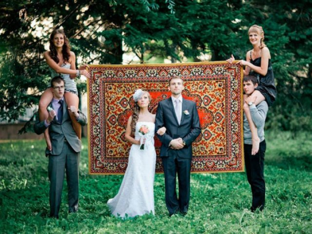 Russians & Carpets Together Everywhere