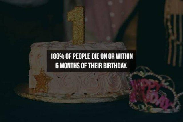 Just Statistics