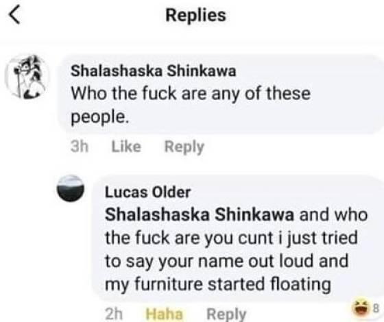 Amusing Insults