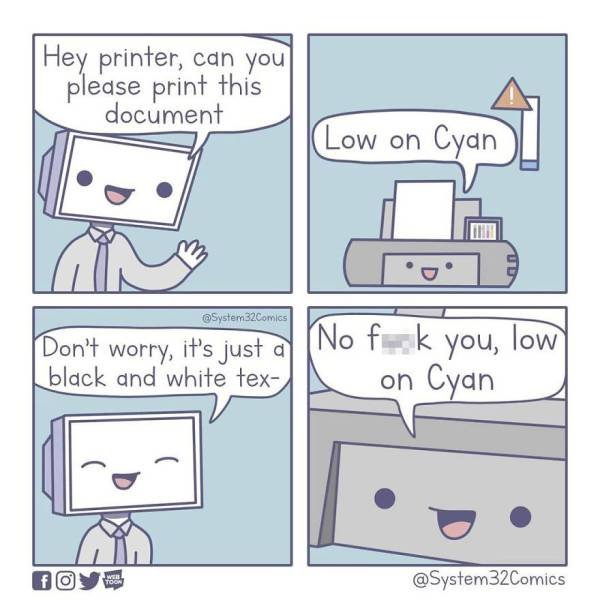 Comics About Computers