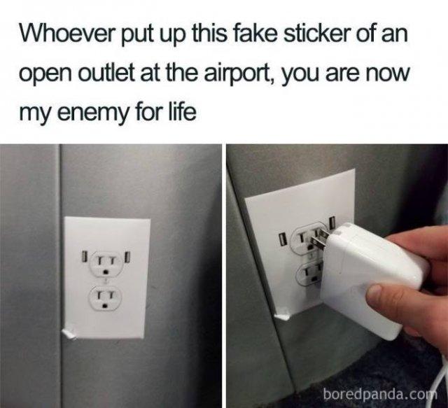 Air Travel Memes