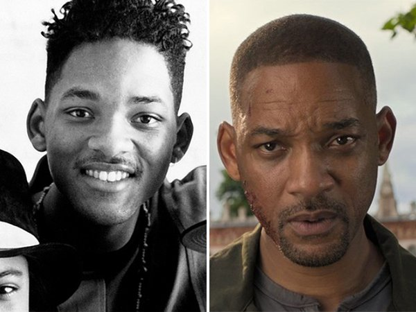 Famous People Then And Now, part 3