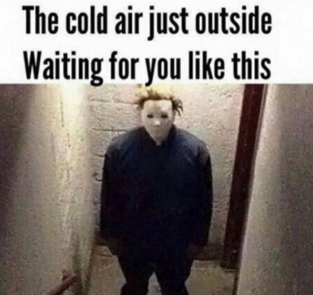 Cold Weather Memes