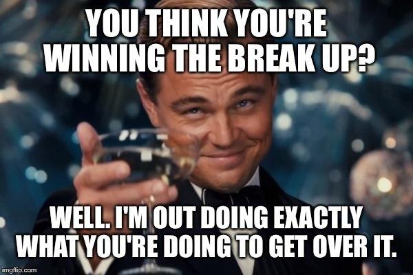 Breakup Memes, part 2