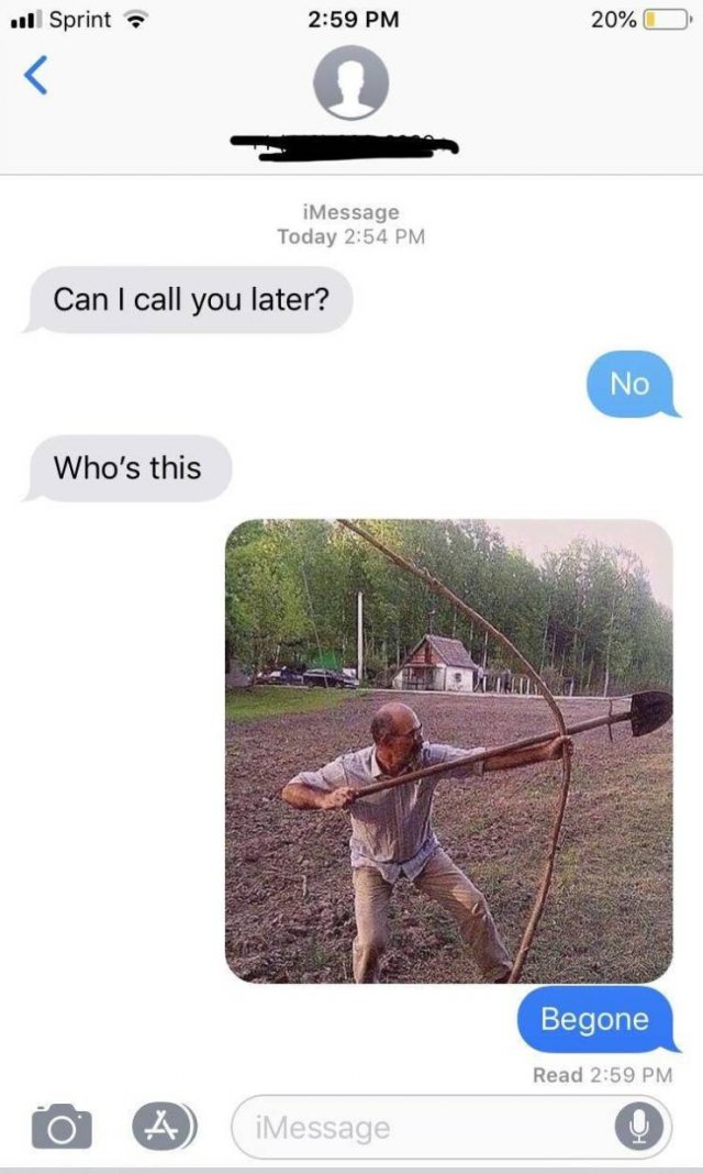 Wrong Number...