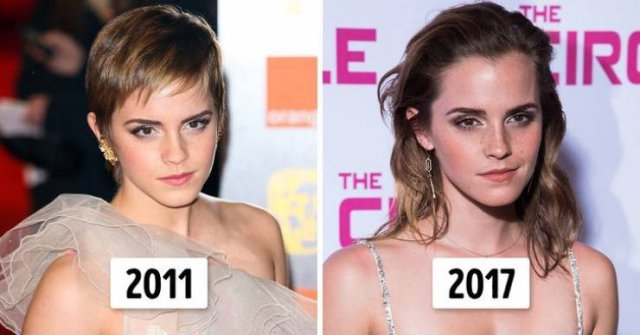 Famous People Change Their Haircuts