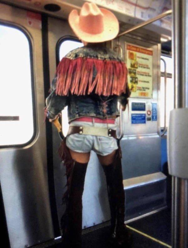 Strange Fashion, part 9