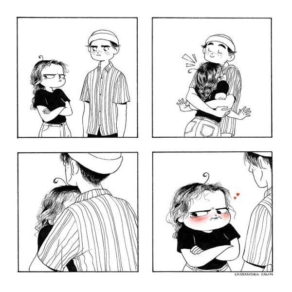 Comics About Women Problems