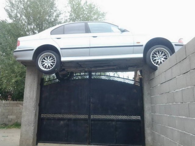 Amusing Solutions From Car Owners