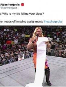 Teacher Tweets