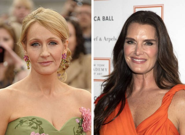 Are These Celebrities The Same Age?!