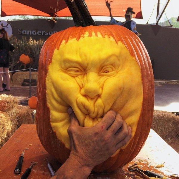 Creative Jack O'Lanterns