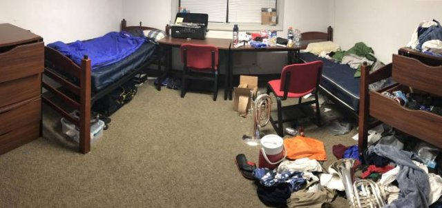 When Your Roommates Are Awful, part 2