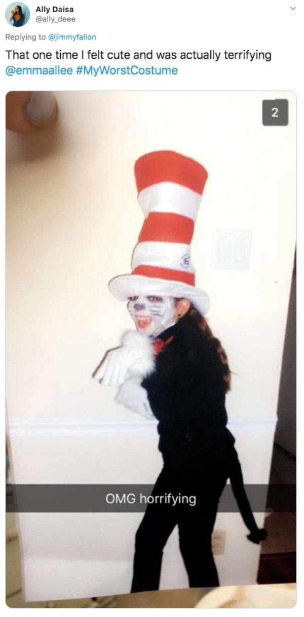 The Worst Halloween Costumes