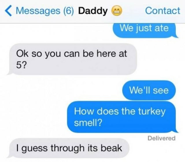 Texts From Dads