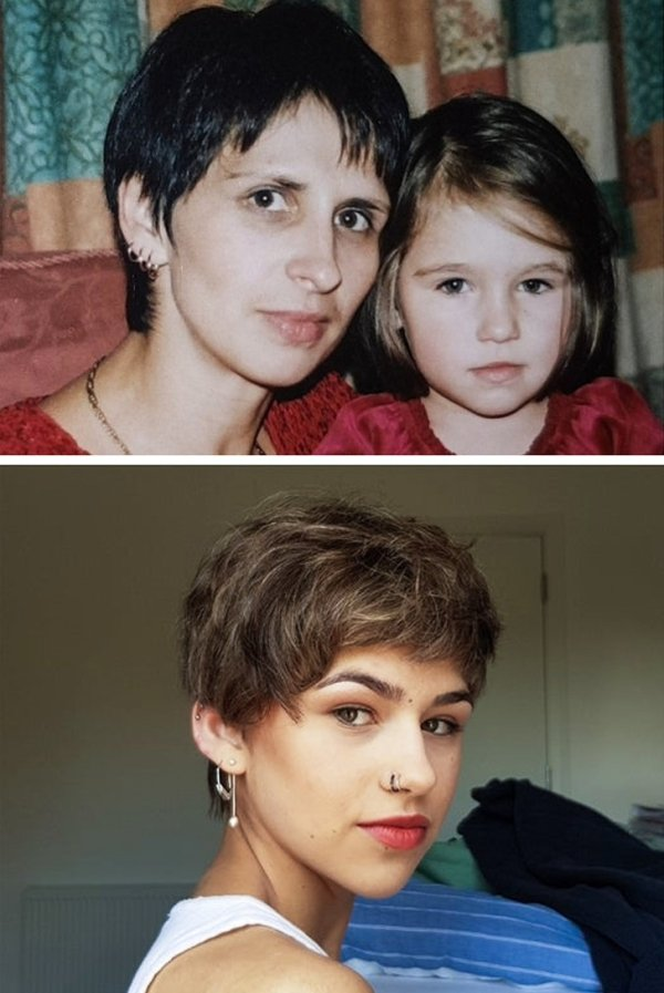 Sometimes Genes Are So Strong
