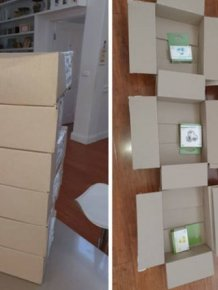 Too Much Packaging