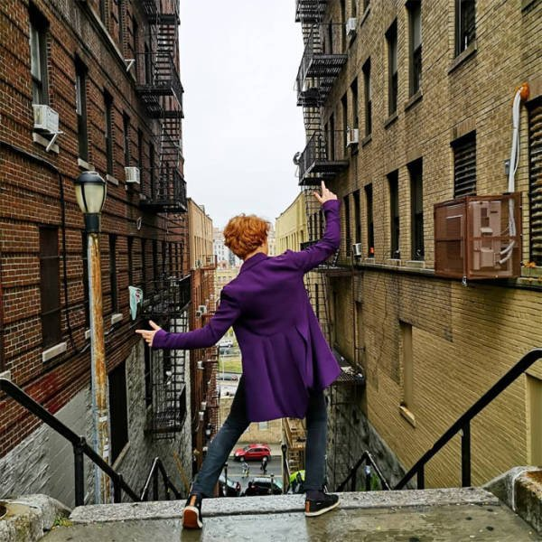 The Joker Stairs In The Bronx