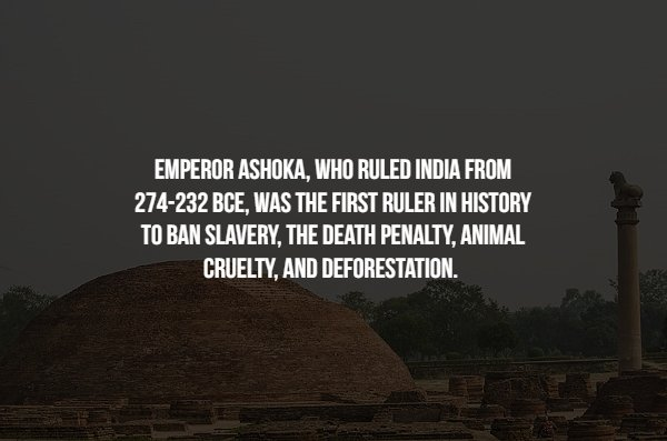 Interesting Historical Facts, part 2