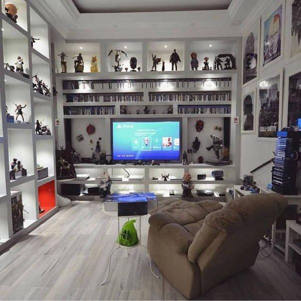 Gamer Rooms