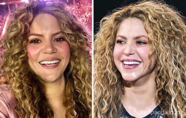 Doppelgangers Of Celebrities