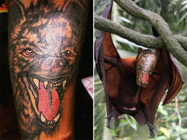 If Bad Tattoos Were Real