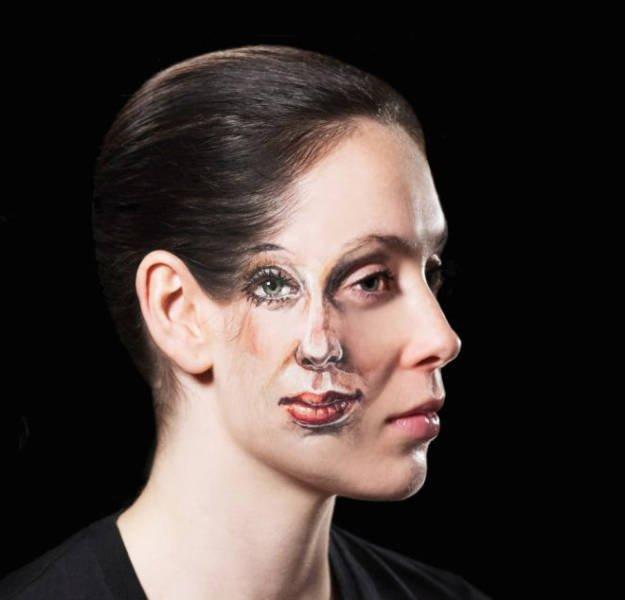 Great Halloween Makeup