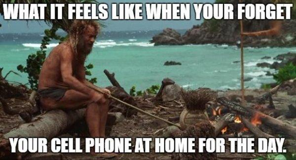 Cell Phone Addiction Memes détox digitale