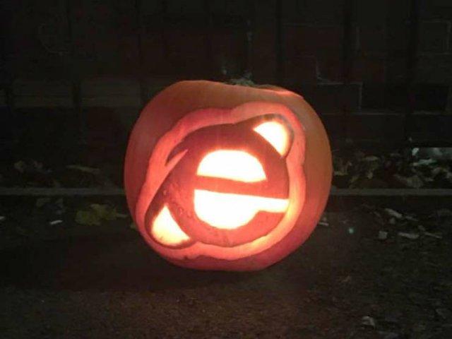 Creative Jack-o'-lanterns