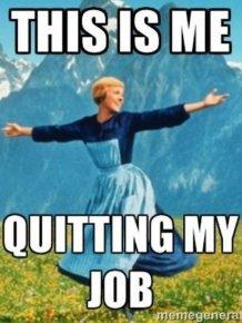 Quit Job Memes