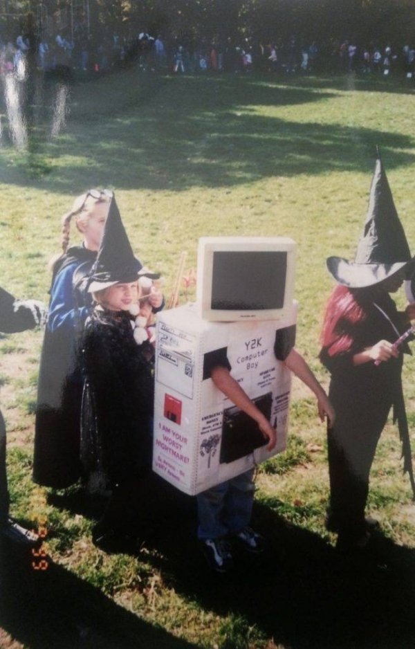 Creative Halloween Costumes